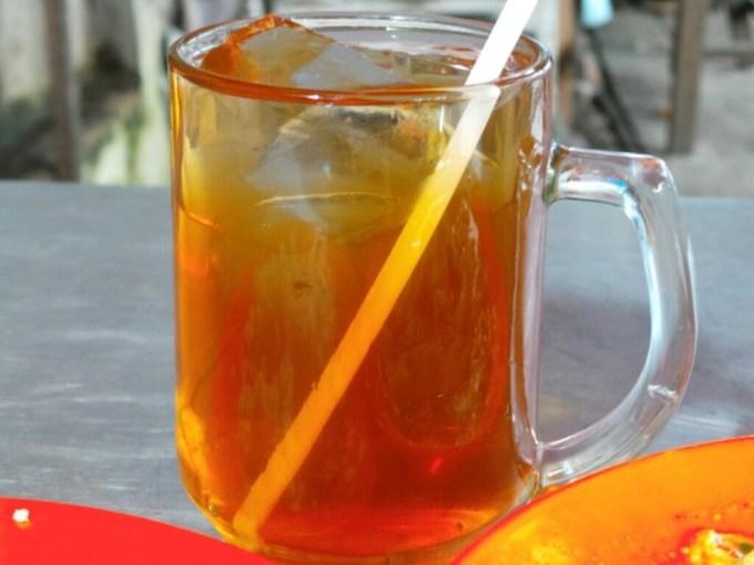 Es teh, es teh manis
