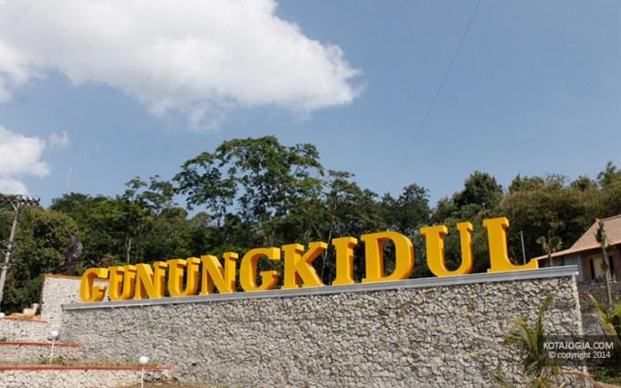 Gunung kidul kota Jogja