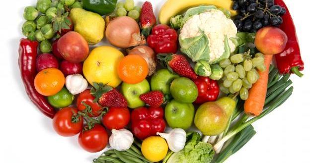 Beberapa jenis sayuran