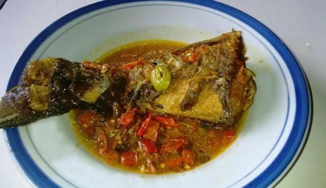 Mangut ikan Beong
