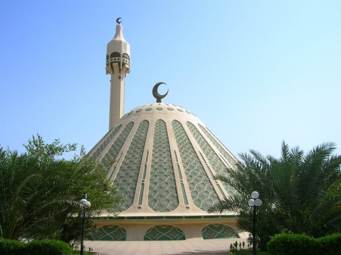 Masjid Fatima Berada di Kuwaityang