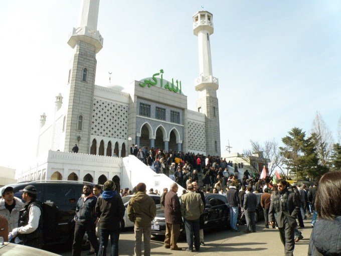 Masjid Pusat Seoul yang Berada di Seoul, Korea Selatan