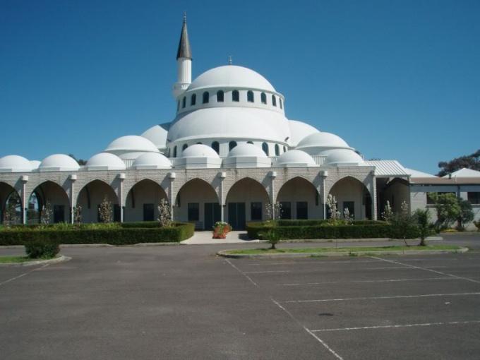 Masjid Sunshine yang Berada di Melbourne, Australia