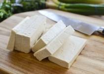 Tahu putih sumber protein
