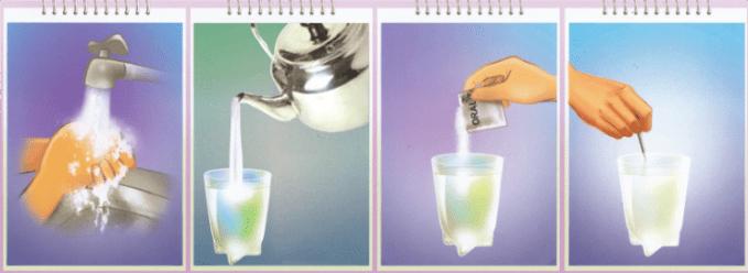 Cara membuat larutan oralit
