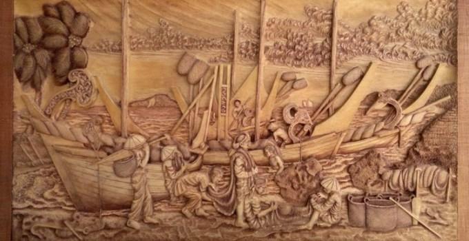 Seni Rupa Terapan Sejarah Pengertian Jenis Fungsi Contoh Lengkap
