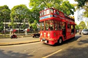 Bandros city tour