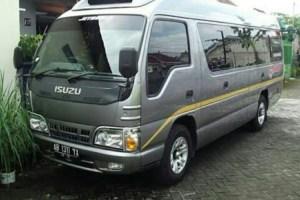 Elf Long Travel untuk perjalanan Jogja Semarang