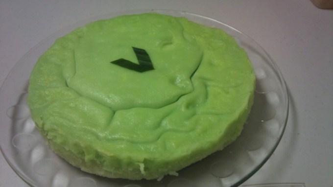 Kue srikaya khas Jambi