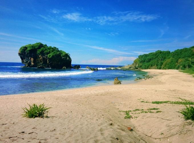 Pantai Jungwok Gunungkidul Jogja
