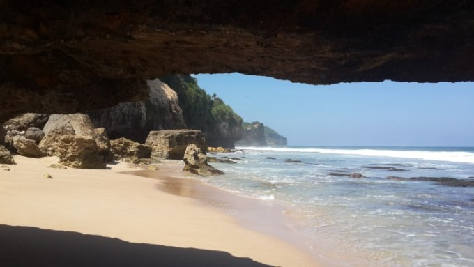 Pantai Seruni Gunungkidul Jogja