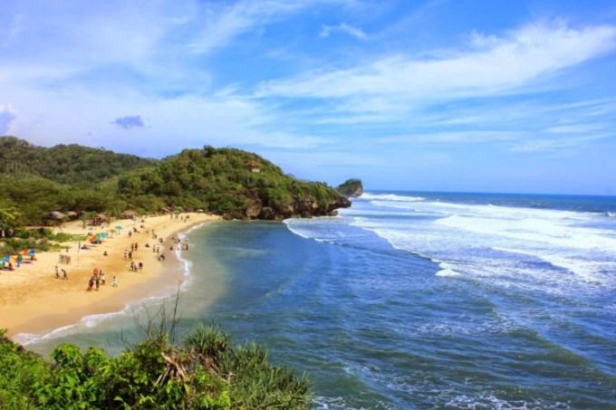 Pantai Sundak Wonosari Jogja