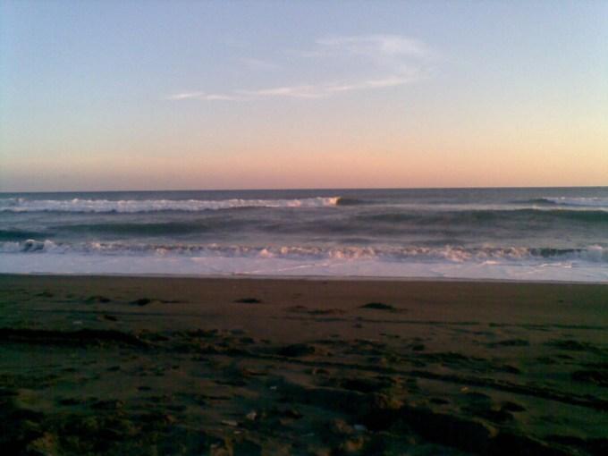 Pantai Trisik Jogja