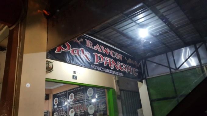 Rawon Pak Pangat Surabaya