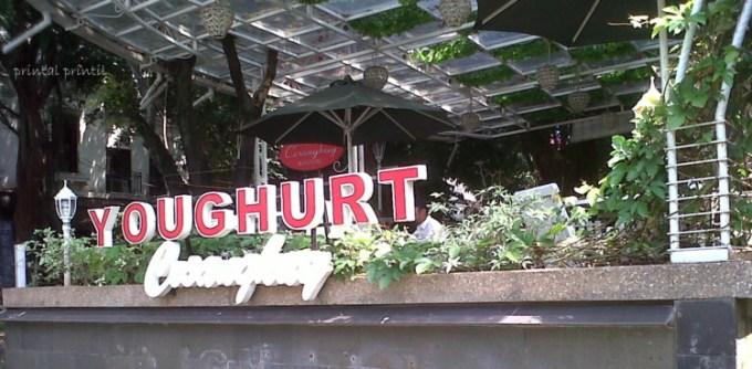 Yoghurt Cisangkuy Bandung