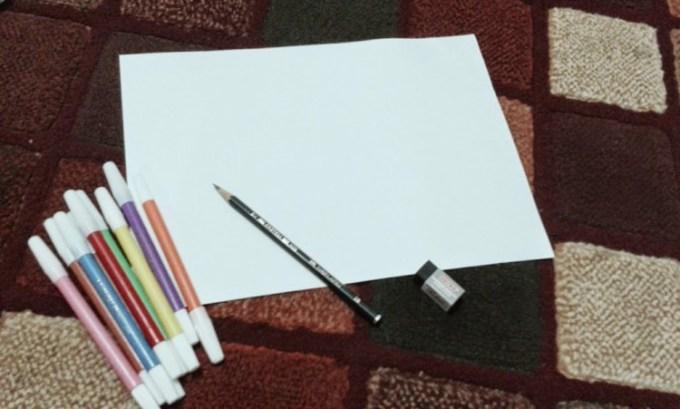 Alat Menggambar Doodle