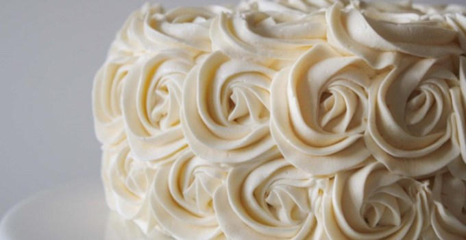 Butter Cream Topping