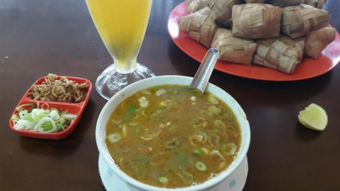 Coto Makassar khas Sulawesi Selatan