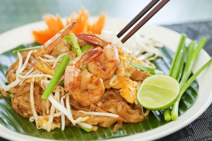 Pad Thai, mie khas Thailand