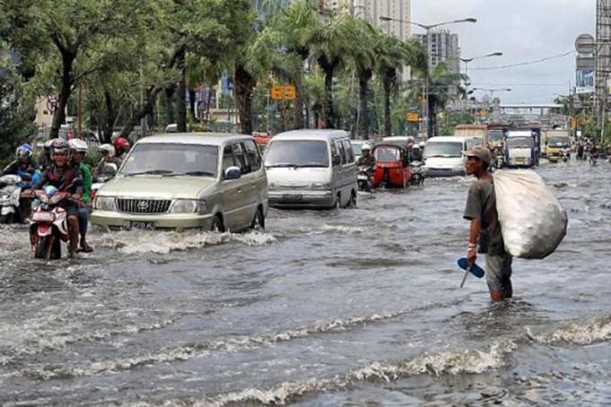 Teks Eksplanasi Bencana Alam Banjir