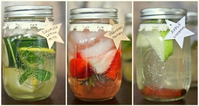 Cara Membuat Infused Water Mudah