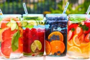Cara membuat infused water