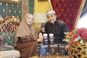 Madu Phuceng bersama ust Riza