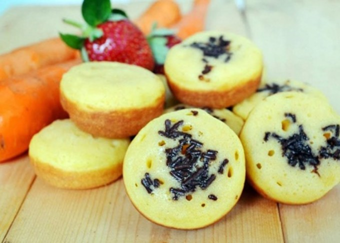 Kue Cubit Nangka