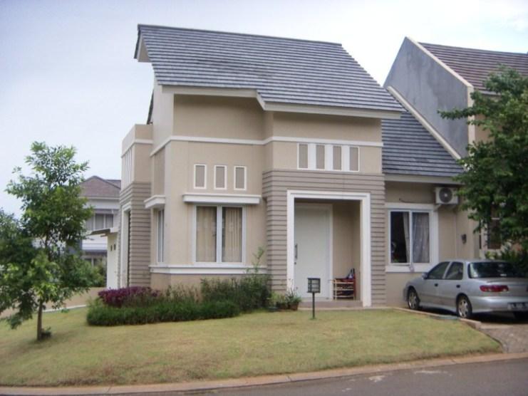 4400 Koleksi Gambar Rumah Minimalis Warna Oren Terbaru