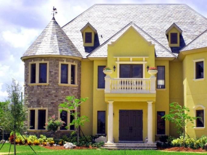 Warna Cat Rumah Minimalis Yang Tampak Elegan Modern Simple Dan