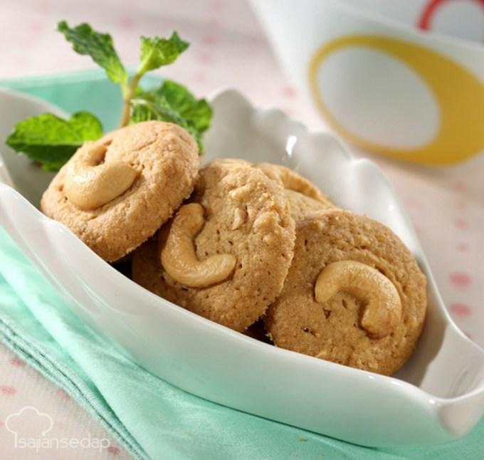 Resep kue kering kacang mete