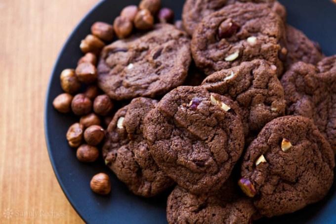 Resep kue kering coklat selai kacang