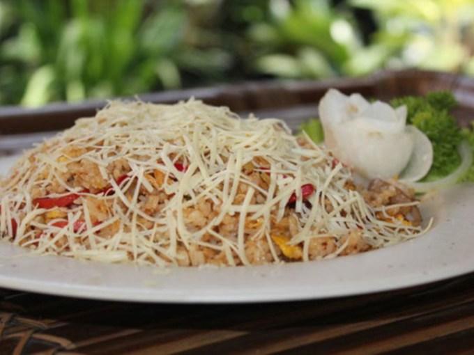 Resep Nasi Goreng Keju