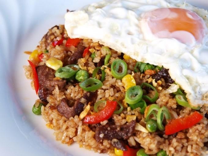 Resep dan Cara Membuat Nasi Goreng Kambing