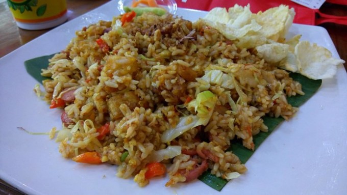 Resep nasi goreng gila