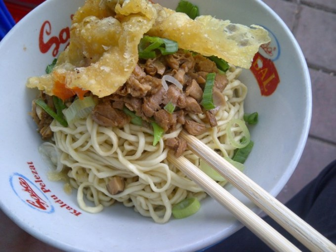 Resep Mie Ayam sederhana