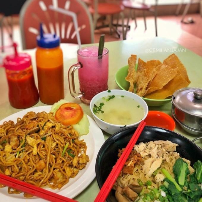Tempat makan di Jakarta Bakmi Gang Kelinci