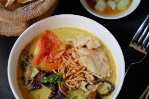 Soto Betawi enak di Jakarta