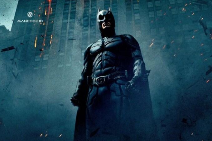 The Dark Knight menjadi film action terbaik dengan rating tertinggi