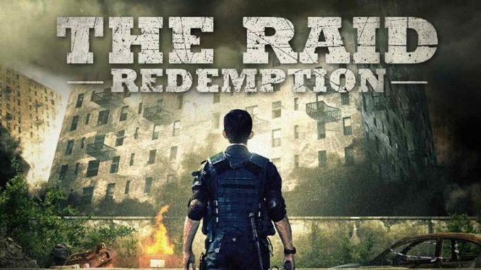 The Raid Redemption merupakan salah satu film action terbaik dari Indonesia