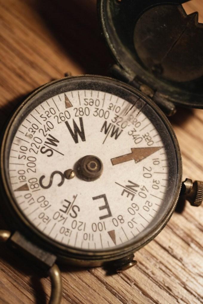 Kompas lengkap