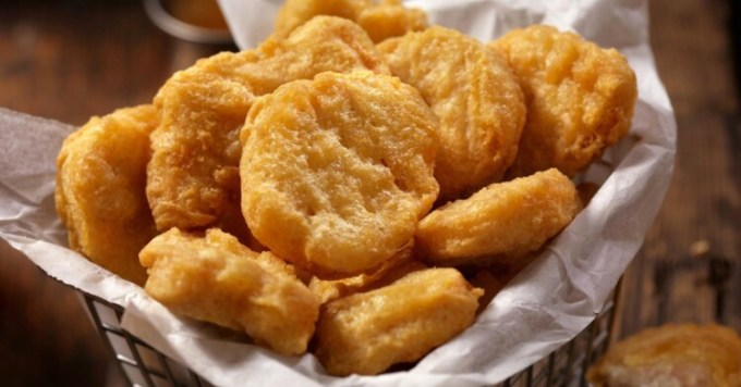 Nugget ayam enak