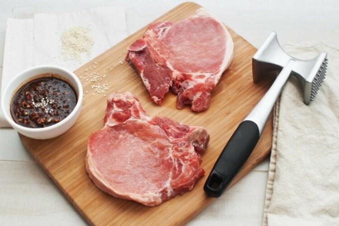 Cara membuat daging kambing empuk