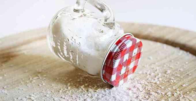 cara membuat garam