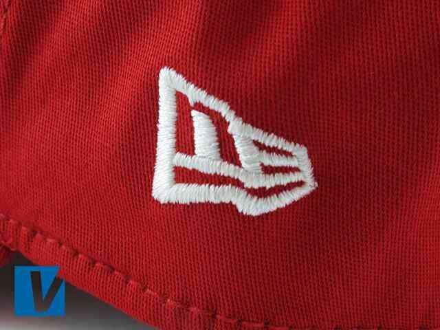 bordir logo new era