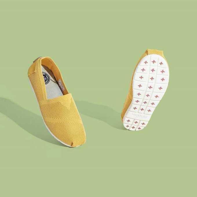 outsole sepatu empuk