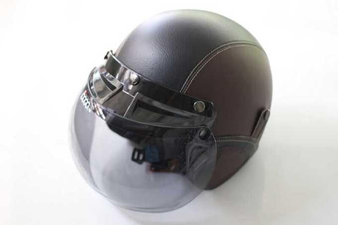 kaca helm bogo asli