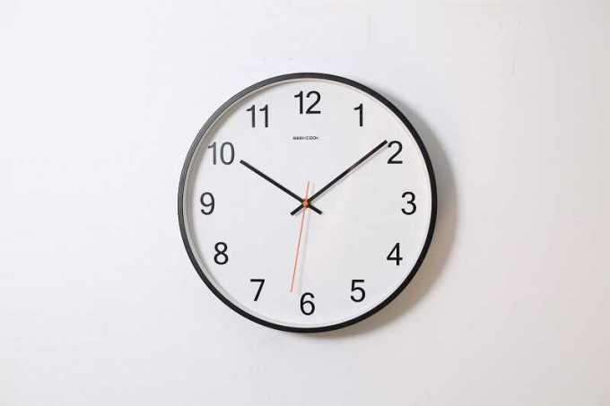 jam dinding itu alat ukur waktu