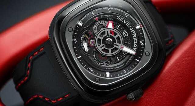 perbedaan jam tangan sevenfriday asli dan palsu