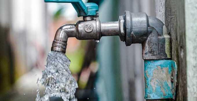 cara memperbaiki sanyo yang tidak keluar air